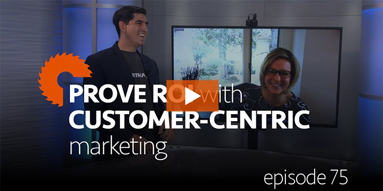 Episode 75: How to Get Buy-In & Prove ROI with Customer Centric Industrial Marketing, with Monique Elliott of ABB's Electrification Products Business; hosted by Danny Gonzales