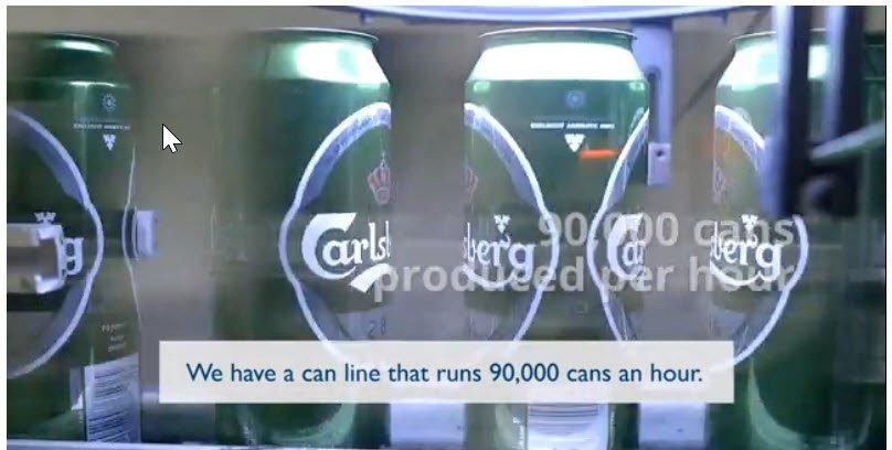90,000 cans per hour